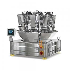 China SS304 10 Head 0.8L Weigher Packing Machine For Candy on sale