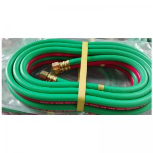"""50ft 1//4/"""" High Quality Twin Torch Hose Oxygen Acetylene Welding Hose 300PSI New"""