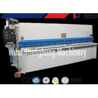 China CNC Hydraulic Cutting Machine Roof Tile Making Machine PLC Control Panel on sale