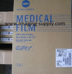 China Konica SD-Q Dry Imaging Film on sale