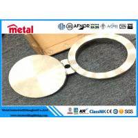China ASTM B564 Blind Pipe Flanges , UNS N08825 RAISED FACE Carbon Steel Pipe Fittings on sale