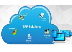 China Financial Management Cloud ERP Software , Enterprise Resource Planning Systems on sale