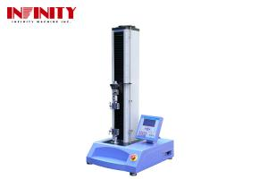 China Single Style Electronic Universal Testing Machine , Plastic Tensile Strength Testing Machine on sale