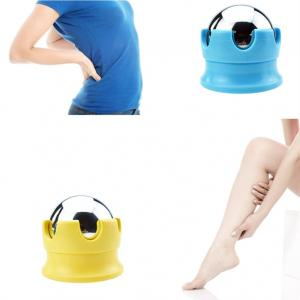 China Stainless Steel Muscle Fascia Massager Ice Rolling Ball Reduce Inflammation on sale