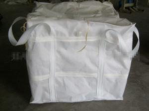 China 2.0 ton cement sling bag with cover on sale