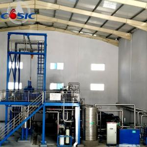 China 2000kg/24h 600L×3 Rose Essential Oil Extraction Equipment on sale