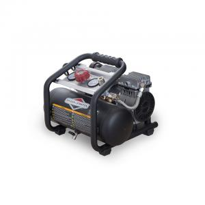 China Industrial Briggs Stratton Compressor 1.8 Gallon 7 Liters Oil Free Pump on sale