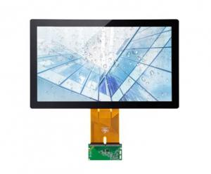 China 32 Inches FPC Games Capacitive Touch Screen Overlay For Konica Minolta supplier