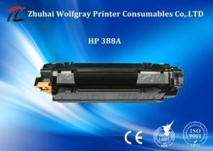 China Compatible Black toner cartridge full for HP  CC388A  at the best price on sale