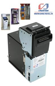 China Vending Machine Intelligent Bill Acceptor DC12V , Banknote Currency Acceptor on sale