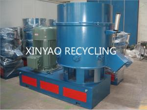 China HDPE PS Recycling Plastic Granulator Machine 380V  50HZ Air drive on sale