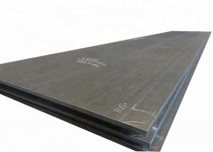 China Custom Galvanized Steel Plate Promote Formability Quenching  Tempering  Processed supplier