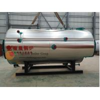 China WNS Type Fire Tube Gas Fired Boiler Efficiency For Dyeing And Washing Factory on sale