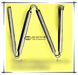 China Hot Water Storage Tank Water Heater Rod Anode Magnesium Alloy Sacrificial Anode on sale