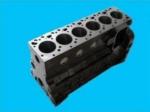 China ISDE-6D 4991099 Cylinder Block Diesel Engine Parts on sale