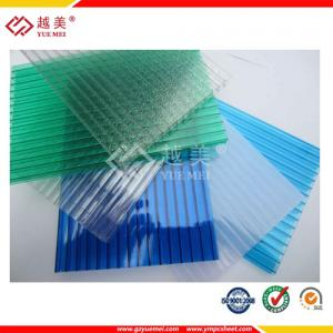 China polycarbonate skylight sheet crystal colored polycarbonate sheet polycarbonate hollow sheet on sale