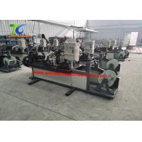 China Reverse Twist Wire Netting Machine 40kg/H Barbed Wire Manufacturing Machine on sale