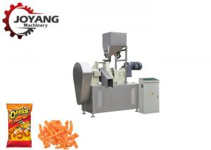 China Fried Kurkure Puffed Corn Snack Making Machine JY 76 For 150 Kg Capacity on sale