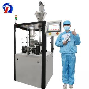 China NJP Automatic Capsule Filling Machine Pellet Filler Filling Machinery Pharmacy on sale