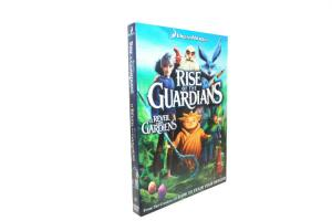 China Rise of the Guardians disney dvd movies,Tv series,blueray movies USA version free shipping on sale