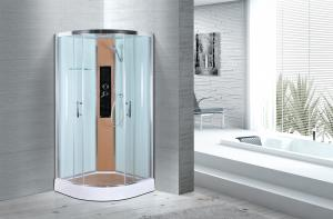 Comfort Waterproof Curved Corner Shower