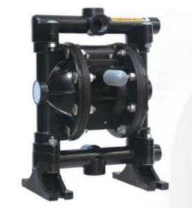 China No Leakage Air Driven Double Diaphragm Pump Good Self Priming Performance on sale