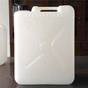 China 10L OEM HDPE jerry can/ Plastic gallon can on sale