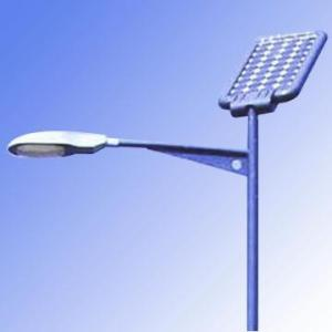 China 8M Automatic LED Solar Powered Street Lighting with 100ah / 24v Storage Battery on sale