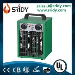 China Sridy Electric Industrial Fan Heaters Workshop Shed Garage Space Heater on sale