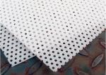1000*2000mm Perforated Pvc Sheet With Diamond Rectangle Hole