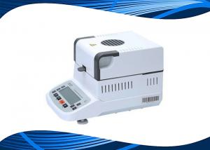 China High Accuracy Fast Halogen Moisture Tester for Meat on sale