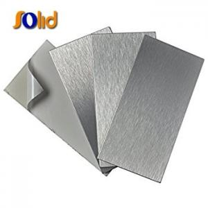 China Decorated 0.3mm 316 stainless steel sheet price on sale
