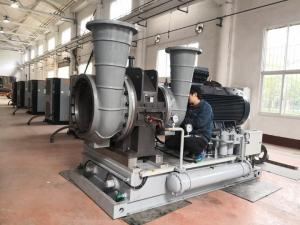 China 530M3/Min 2900KW Gas Turbine Centrifugal Compressor on sale