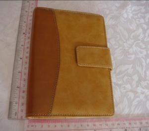 China a4 notebooks stationary for pu leather notebook on sale