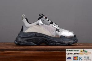 China 2019SS BALENCIAGA TRIPLE S VINTAGE SPORTS SHOES VINTAGE SNEAKER BEST SELLER on sale