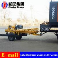 China Good Machine Huaxi Master Make KQZ-180D pneumatic water well drilling machine for sale on sale