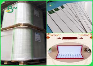 China FSC Certified Ink Evenly And Exquisite Color 300gsm FBB Coated Board In Roll on sale