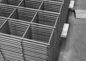 China Easily Assembled Length 30m 19 Gauge Galvanised Weld Mesh Panels on sale