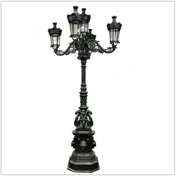Victorian Style Garden Lamp Post