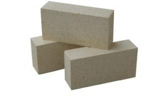 China High Alumina Insulation Fire Rated Bricks For Furnace , Heat Resistant Bricks Gray Color on sale