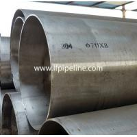 China cold rolled large diameter corrugated P5 Alloy Steel pipe P5 steel tube on sale