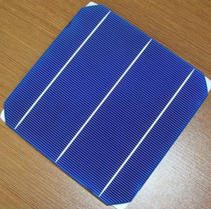 China Taiwan A grid 156*156mm mono solar cells for sale on sale
