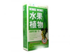 China Fruit & plant weight loss capsules( orginal,  authentic,  effective) on sale