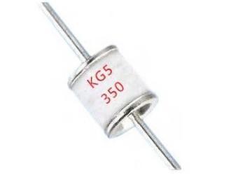 GDTs Gas Discharge Tubes 1 piece Gas Plasma Arrestors STANDARD 1000V NOM