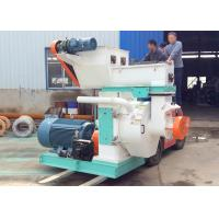 China Hot Sale CE Approved Wood Pellet Mill Biomass Wood Pellet Making Machine on sale