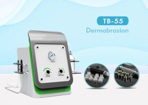 China 2 In 1 Facial Diamond Hydro Dermanbrasion Machine For Acne Removal / Skin Clean on sale