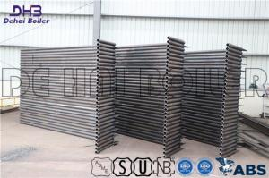 China SA 210 A1 Pipe Carbon Steel Boiler Combustion Water Wall Panel Provide Design on sale