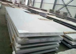 China Durable 2205 Duplex Stainless Steel Plate , Standard Astm Stainless Steel Plate on sale