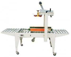 China FXJ5050Z Automatic carton folding and sealing machine with the adhesive tape on sale