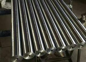 China S355JR / ST52 / E355 Hard Chrome Plated Steel Bar Dia 2 - 800 Mm Chrome Cylinder Rod on sale